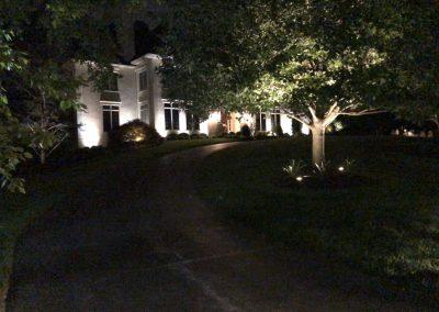 Driveway Lighting | CJ Outdoor Lighting