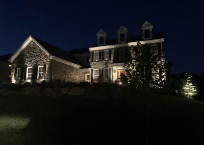 Foundation Lighting | CJ Outdoor Lighting